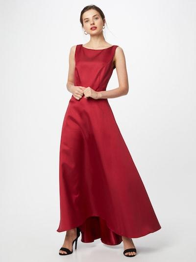 Vera Mont Kleid in karminrot, Modelansicht