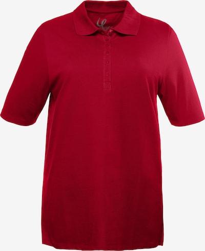 Ulla Popken T-Shirt in rot, Produktansicht