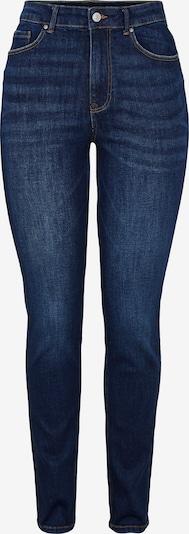 PIECES Jeans 'Lili' i blå denim: Sedd framifrån