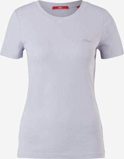 s.Oliver Shirt in de kleur Sering, Productweergave