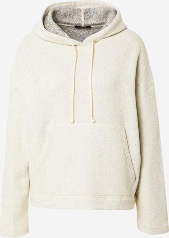 DRYKORNSweater majica 'ILMIE' - bijela boja