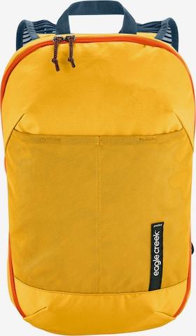 EAGLE CREEK Rucksack in Gelb