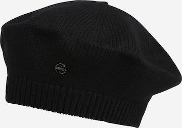 ESPRIT Mütze in Schwarz