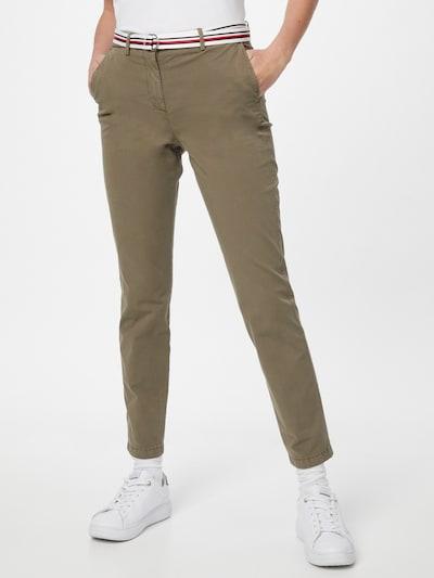 TOMMY HILFIGER Hose in brokat, Modelansicht