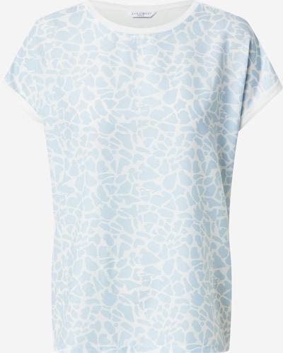 ZABAIONE T-shirt 'Alicia' en bleu clair / blanc, Vue avec produit
