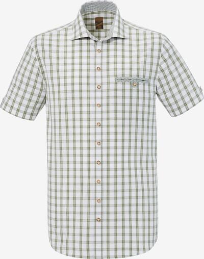 OS-TRACHTEN Trachtenhemd in oliv, Produktansicht