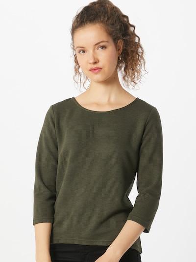Bluză JACQUELINE de YONG pe verde închis, Vizualizare model
