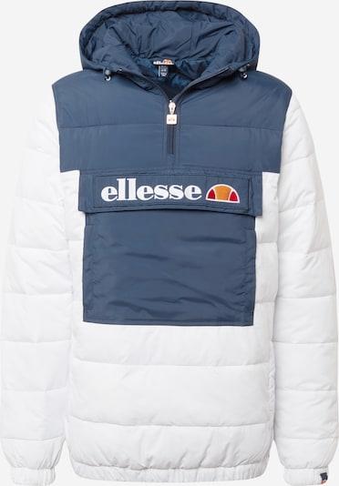 ELLESSE Prechodná bunda 'Ultum' - tmavomodrá / červená / biela, Produkt