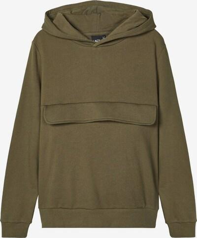 NAME IT Sweatshirt in khaki, Produktansicht