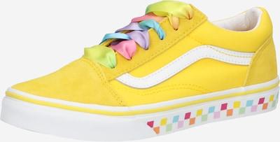 VANS Sneaker 'Old Skool' in gelb / weiß, Produktansicht