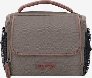 GREENBURRY Camera Bag in Brown