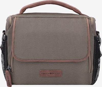 GREENBURRY Camera Bag in Brown, Item view