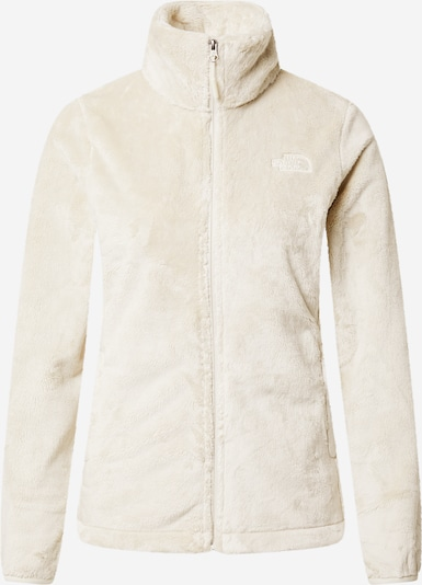 THE NORTH FACE Fleecejacke 'Osito' in offwhite, Produktansicht