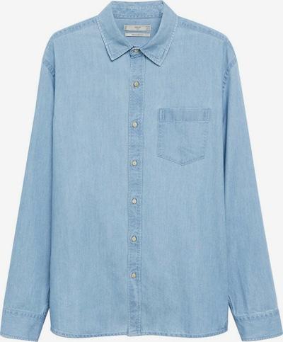MANGO MAN Košeľa - nebesky modrá, Produkt