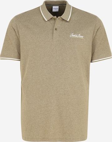 T-Shirt 'TONS' Jack & Jones Plus en vert