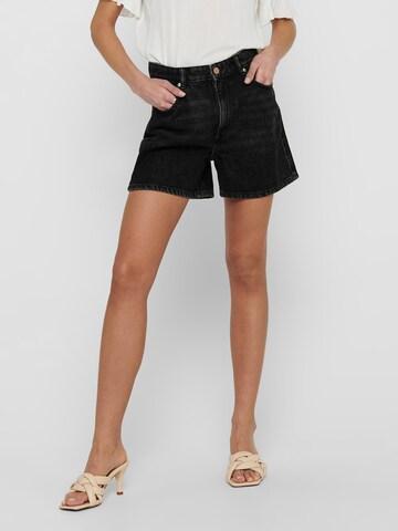 ONLY Jeans 'Bay' in Zwart