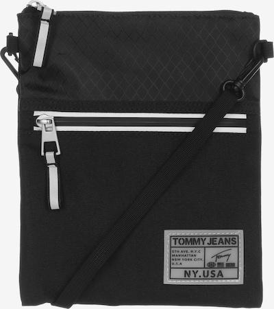 Tommy Jeans Umhängetasche ' College ' in schwarz: Frontalansicht