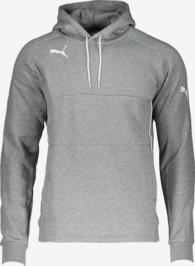 PUMA Sweatshirt in graumeliert, Produktansicht