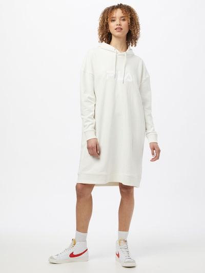 FILA Рокля 'FELICE' в бяло / естествено бяло: Изглед отпред