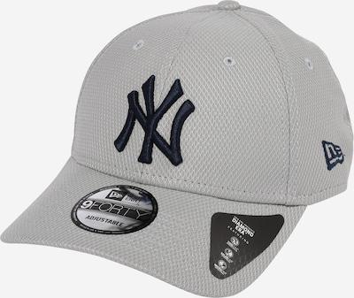 Cappello da baseball NEW ERA di colore grigio / nero, Visualizzazione prodotti