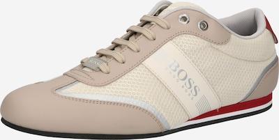 BOSS Casual Sneaker 'Ligter' in beige / dunkelbeige, Produktansicht