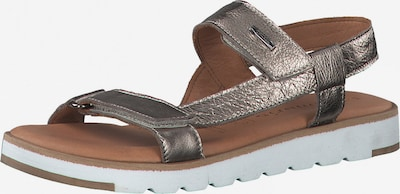 TAMARIS Trekking sandal in Silver, Item view