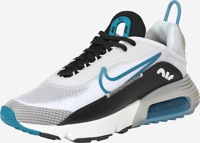 Nike Sportswear Nízke tenisky 'Air Max 2090' - modrá / sivá / čierna / biela, Produkt