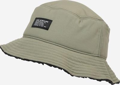LEVI'S Kapa | oliva / črna barva, Prikaz izdelka
