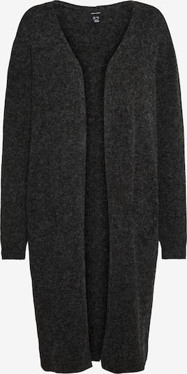 Vero Moda Curve Pletena jopa 'Doffy' | pegasto črna barva, Prikaz izdelka