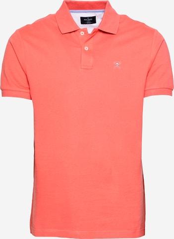T-Shirt Hackett London en orange