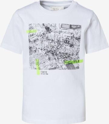 myToys-COLLECTION T-Shirt für Jungen von ZAB kids in Weiß