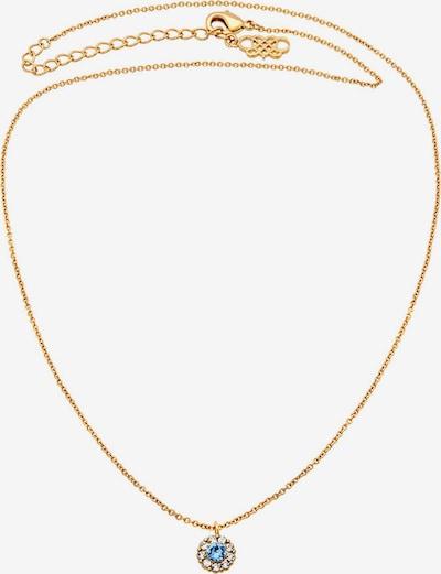 Lanțuri 'Petite Miss Sofia' LILY AND ROSE pe safir / auriu, Vizualizare produs