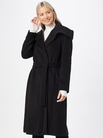 HUGO Átmeneti kabátok 'Maseli' - fekete