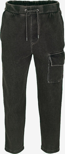 Young Poets Society Trousers 'Aris' in mottled black, Item view