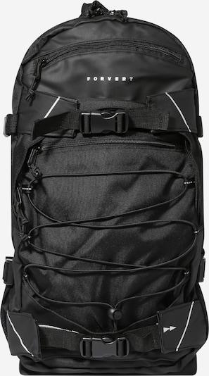 Forvert Rucksack 'Louis' in schwarz, Produktansicht