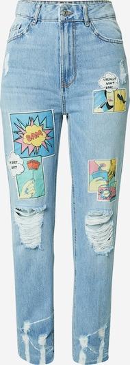 Pimkie Jeans 'NSTHYAEL' in blue denim / mischfarben, Produktansicht