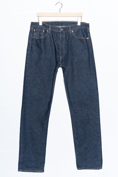 LEVI'S Jeans in 38/35 in blue denim, Produktansicht