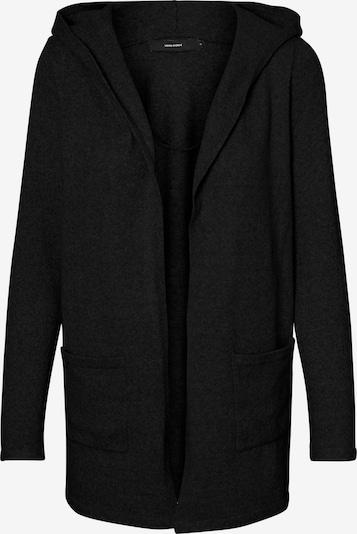 VERO MODA Knit Cardigan 'DOFFY' in Black, Item view