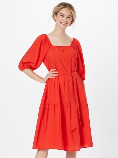 Rochie OUI pe roșu, Vizualizare model
