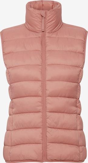 b.young Steppweste in rosé, Produktansicht