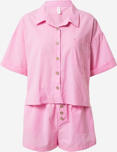 Cotton On Pižama   roza barva, Prikaz izdelka