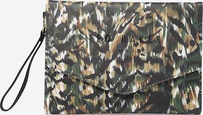 Ted Baker Pismo torbica 'Aimeeo' u bež / kaki / crna / bijela, Pregled proizvoda