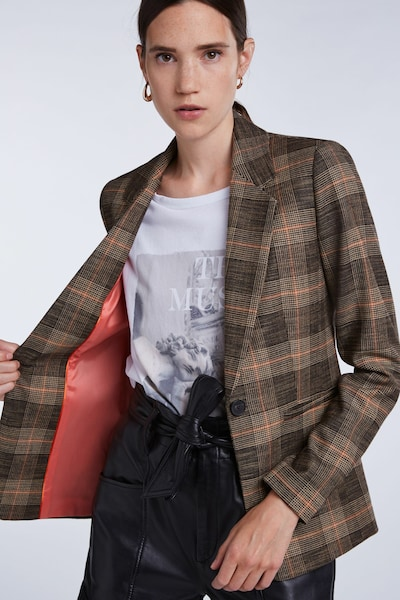 SET Blazer in mischfarben, Modelansicht