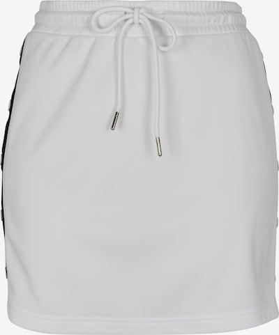 Urban Classics Curvy Suknja u crna / bijela, Pregled proizvoda