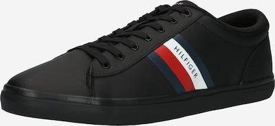 TOMMY HILFIGER Tenisky - noční modrá / červená / černá / bílá, Produkt