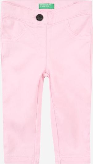 Pantaloni UNITED COLORS OF BENETTON pe roz deschis, Vizualizare produs