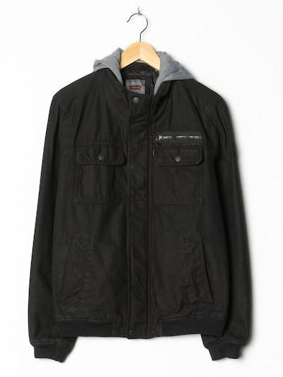 LEVI'S Jacke in M/L in schwarz, Produktansicht
