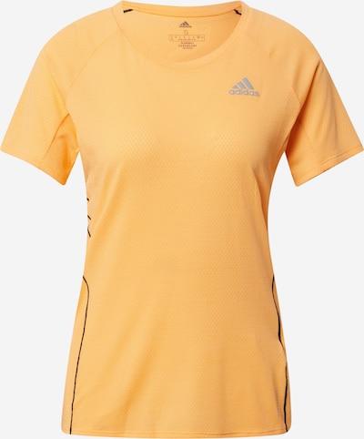 ADIDAS PERFORMANCE T-shirt fonctionnel 'Runner' en orange, Vue avec produit