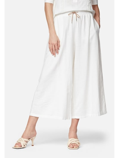 Mavi Hose in weiß, Modelansicht