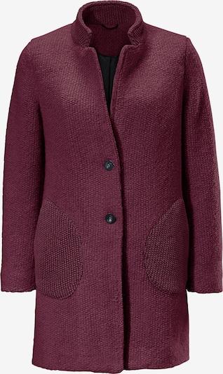 heine Přechodný kabát - bordó, Produkt